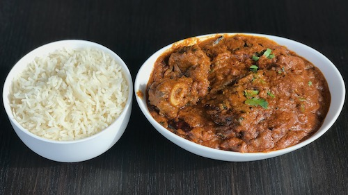 Goat Pepper Curry