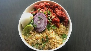 Chicken Boneless Biryani