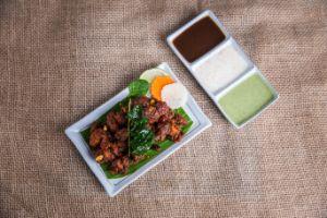 Karivepaku Chicken (new item)