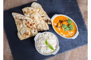 Amaravati Vegetable Curry (Spicy)