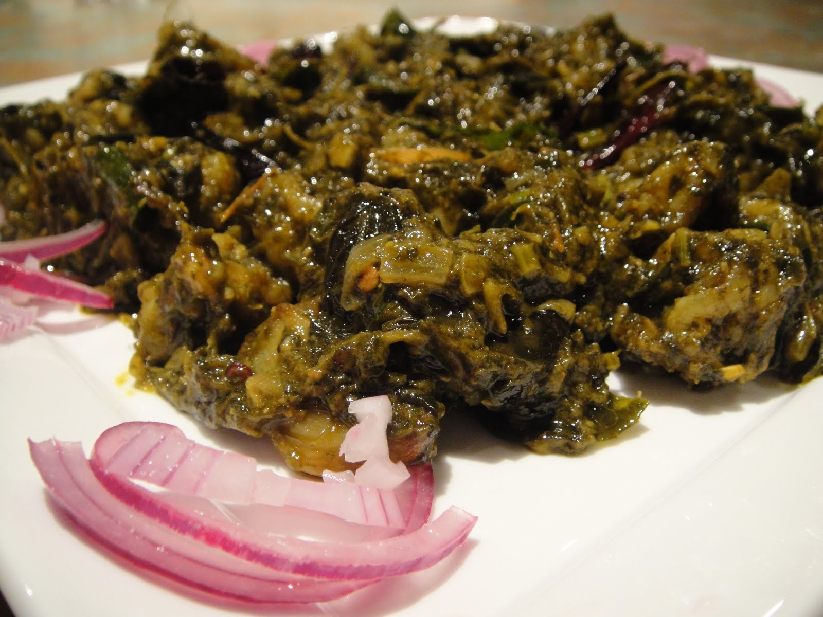 GONGURA CHICKEN 65