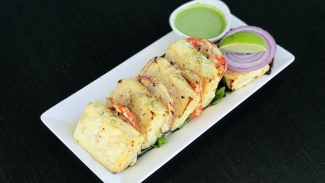 Malai Paneer Kabab