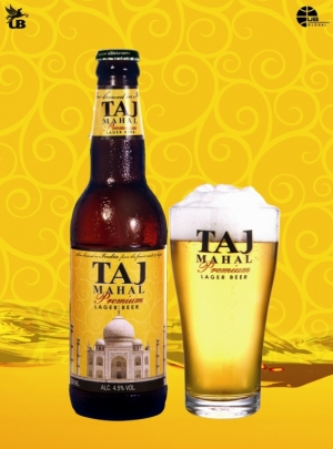 Taj Mahal (Indian Beer)