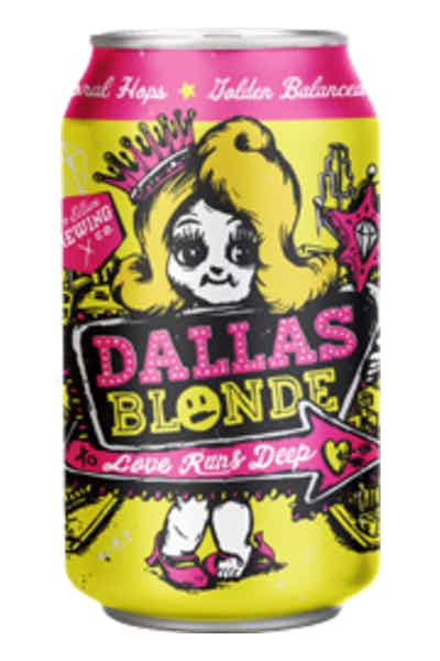 Dallas Blonde