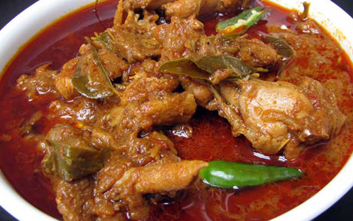 Homestyle Chicken Curry (Bone-In)