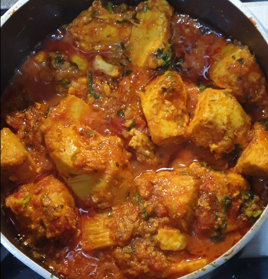 Homestyle Chicken Curry(Boneless)