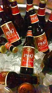 1947 (India) Beer - 12oz