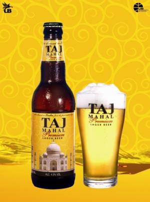 Taj Mahal (India) Beer - 12oz