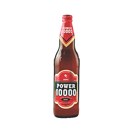 Power 10000 (India) Beer - 22oz