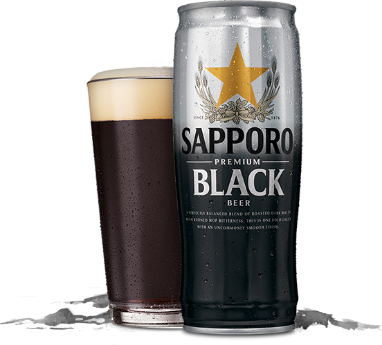 Sapporo Black (Japan) Beer - 12oz