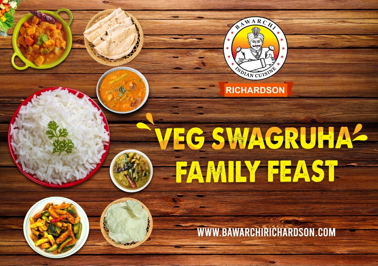 Swagruha Veg Family Meal