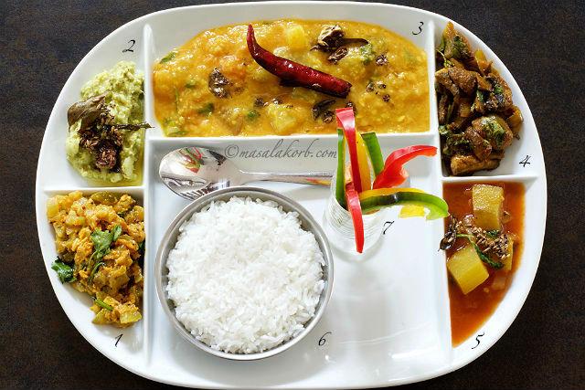 Swagruha Veg Family Meal