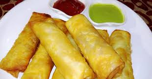Vegetable Spring Rolls (6 pcs.)