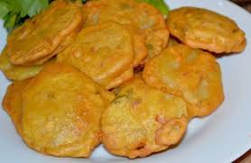 Potato Pakoras (10pc)