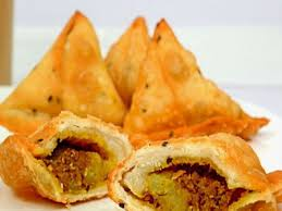 Chicken Samosa (4pcs)