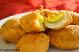 Egg Pakoras
