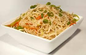 Hakka Vegetarian Chowmein