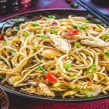 Hakka Chicken Chowmein