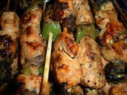 Lamb Shish Kabab (12pcs.)