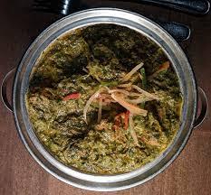 Spinach Lamb