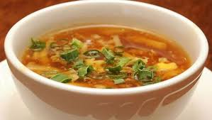 Vegetable Manchow Soup