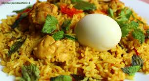 Dhum Chicken Biryani