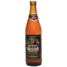 Old Monk 10,000  ( 22oz)