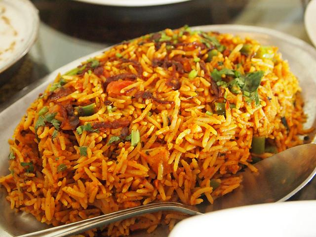 Vegetable Biryani Family Pack (Serve 4-6 person)