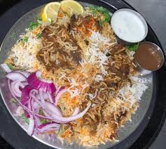 Goat Biryani Family Pack (serve 4 - 6 persons )