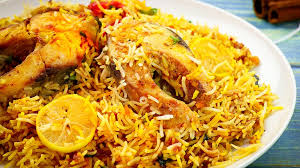 Fish Biryani Family Pack (serve 4-6 persons)