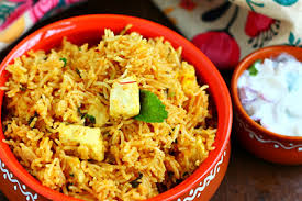 Special Paneer Biryani Family Pack (serve 4-6 persons)