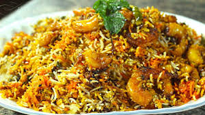 Shrimp Biryani Family Pack