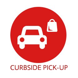 Curbside Pickup(Add to Cart to Notify Your Intent)