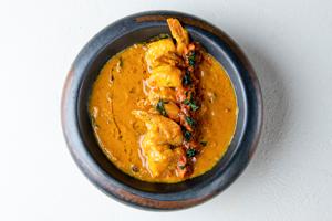Prawn Mango Curry (House Special)