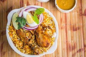 Hyd Chicken Dum Biryani