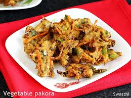 Mixed Vegetable Pakora (Ruchi Special)