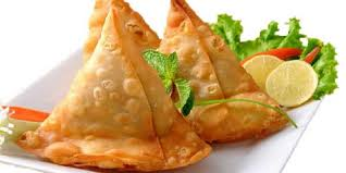 Samosas-Vegetable (3 Pieces)