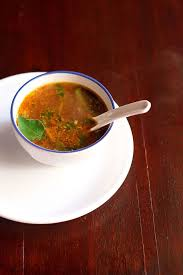 Rasam, Thin Spicy Vegetable Soup