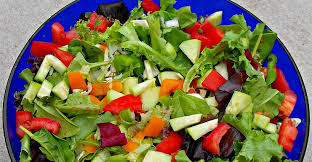 Green Salad, House Dressing