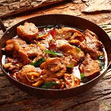 Chicken Curry (Ruchi Special)