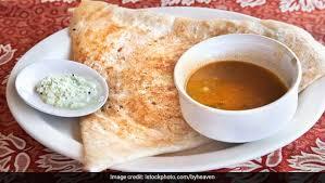 Mysore Onion Dosa