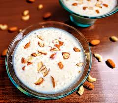 Kheer(Rice Pudding)