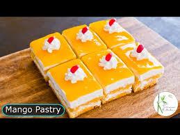 Mango Cake(4 Pcs)