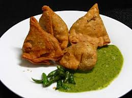 Vegetable Samosas  (**2)  (5pc)