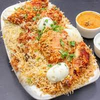 Dhum Chicken Biryani  (**2)