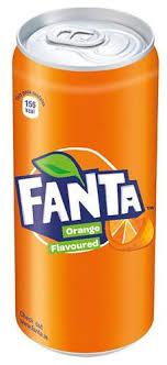 Fanta Orange (**2)