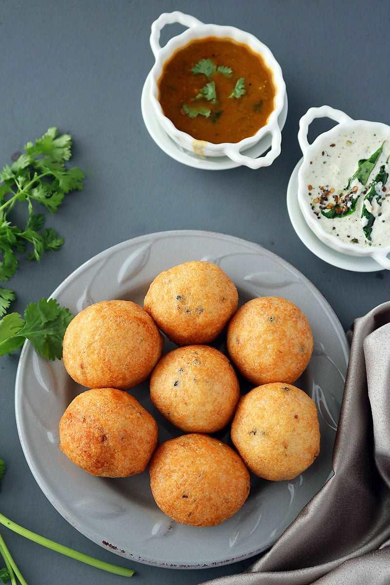 Mysore Bonda (4 pcs)