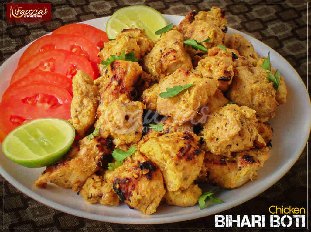Bihari Chicken Kebab