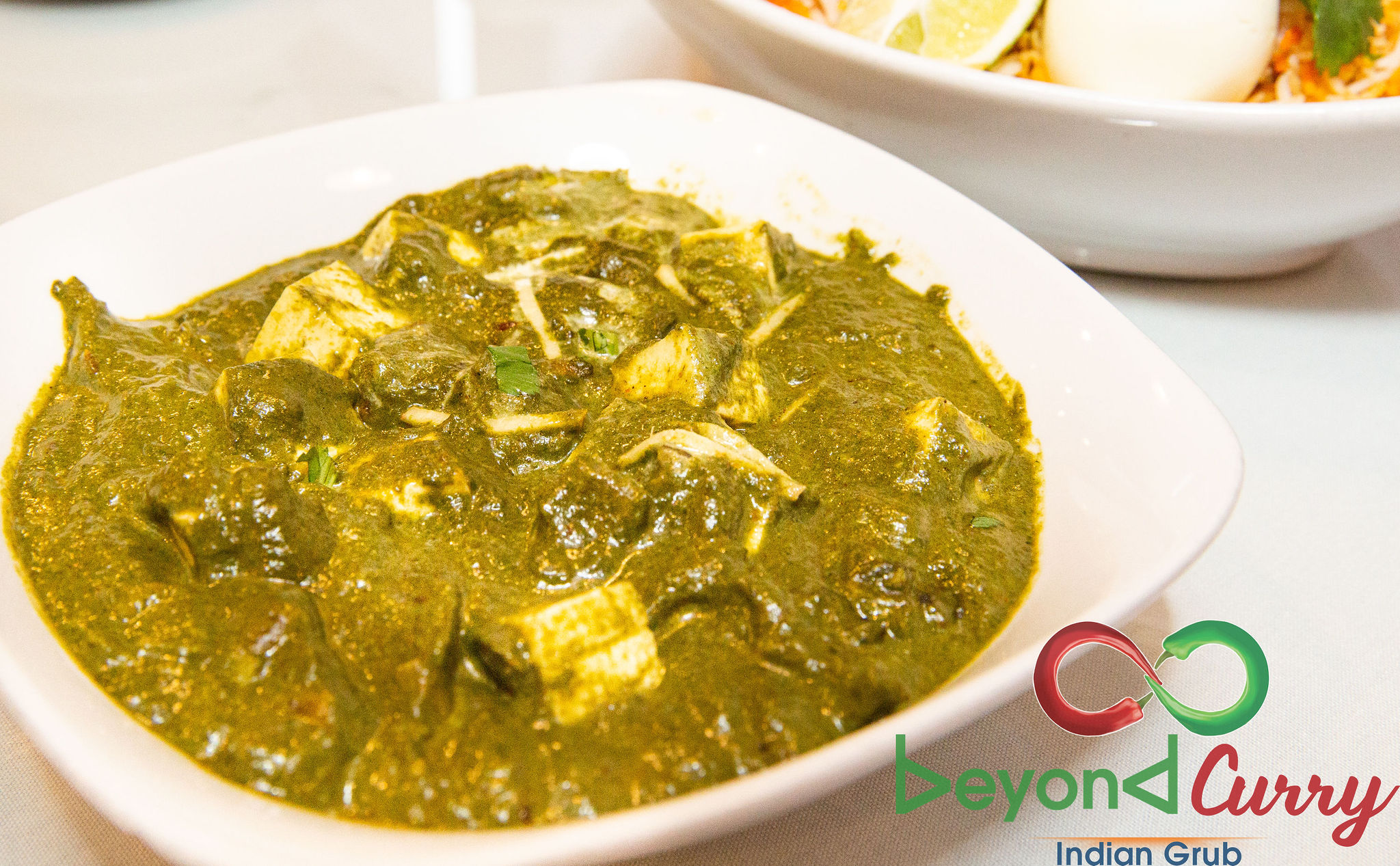 Palak Paneer Curry