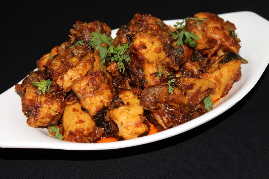 Chicken vepudu (Ruchi Special)